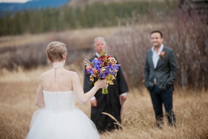 wedding in Colorado