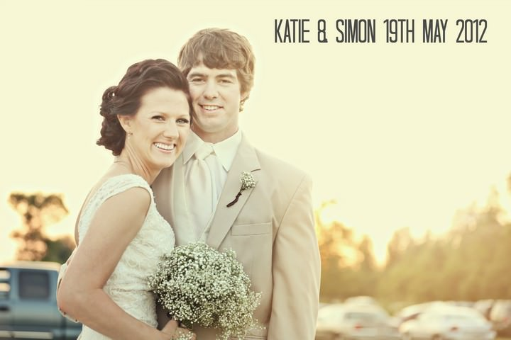 Katie and Simon's Vinatge Inspired wedding By Christian Burge