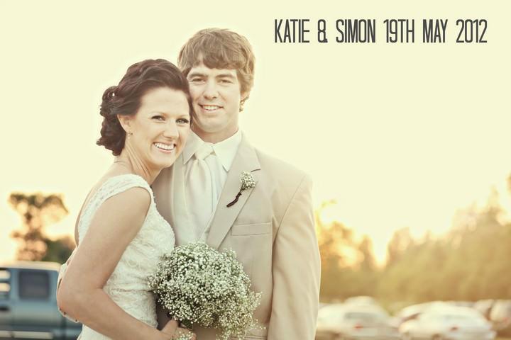 Katie and Simon's Vinatge Inspired wedding  By Christian Burge
