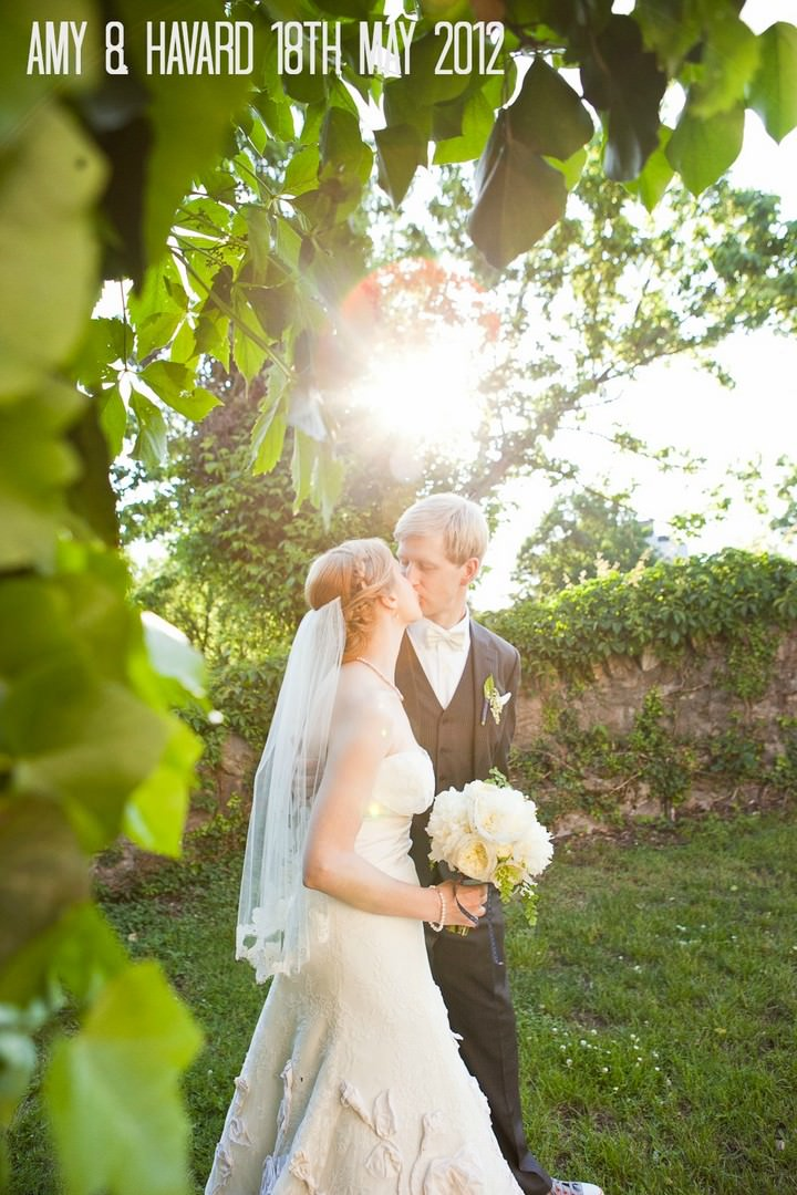 Norwegian Spring Wedding in Pennsylvania by Sweet Water Portraits