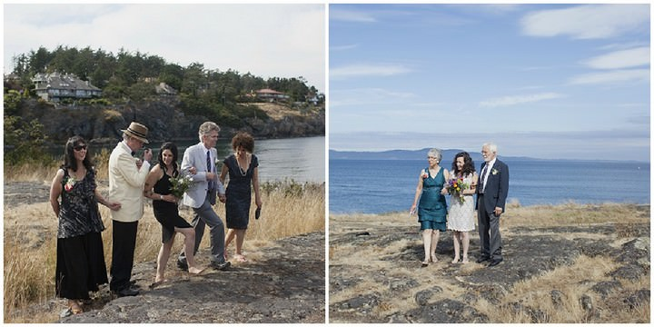 22 Cliff Top Wedding Ceremony by Daron Jackson