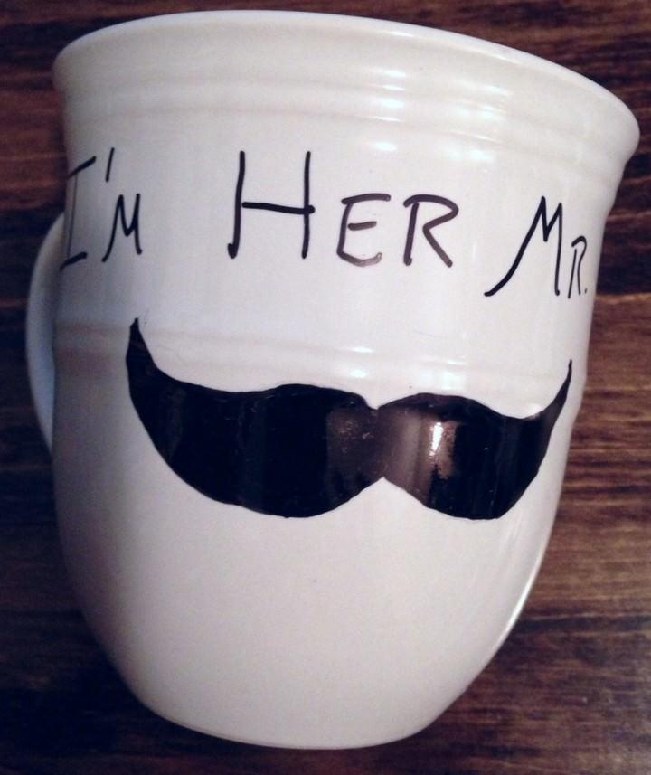 DIY Tutorial: Personalised Mugs