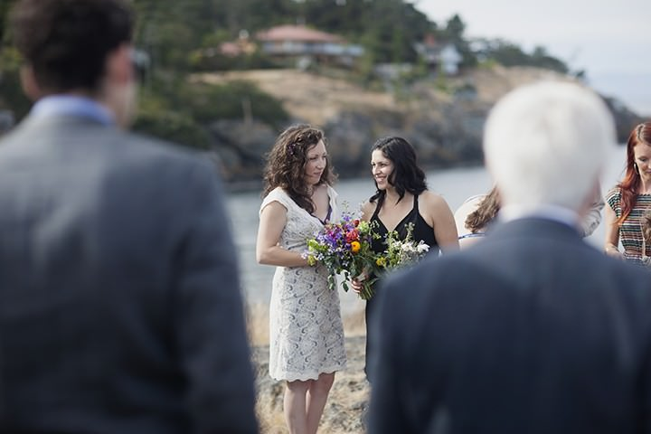 23 Cliff Top Wedding Ceremony by Daron Jackson