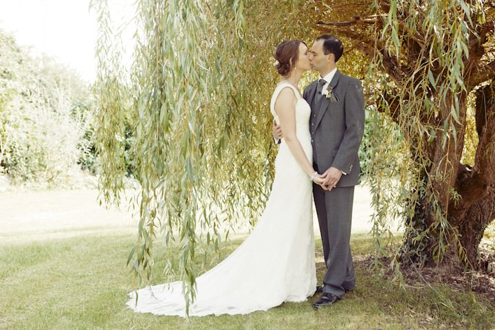 somerset wedding couple