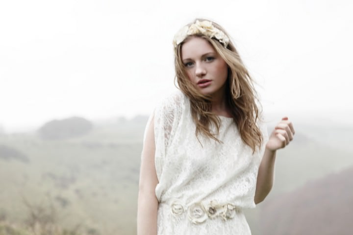 Minna Bridal 2013 - Bohemian Inspired Bridal Wear