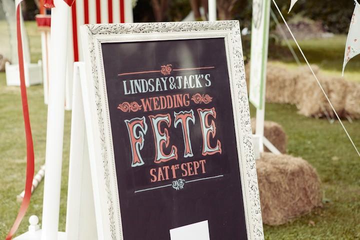 illage Fete Wedding by Belinda McCarthy