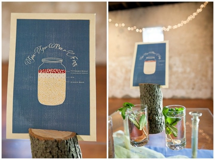 Norwegian Spring themed  Wedding reception in Pennsylvania