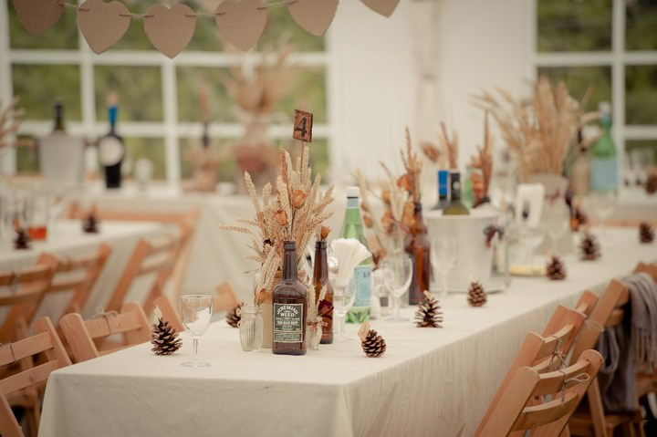 vintage inspired DIY Wedding