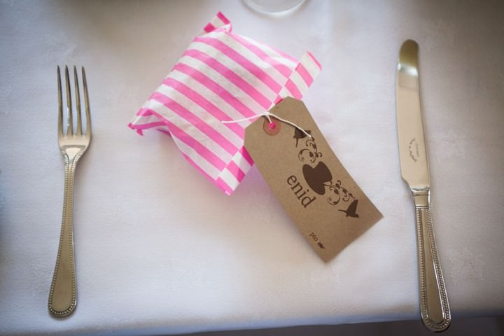Afternoon Tea Party Wedding Reception At Somerhill Estate In