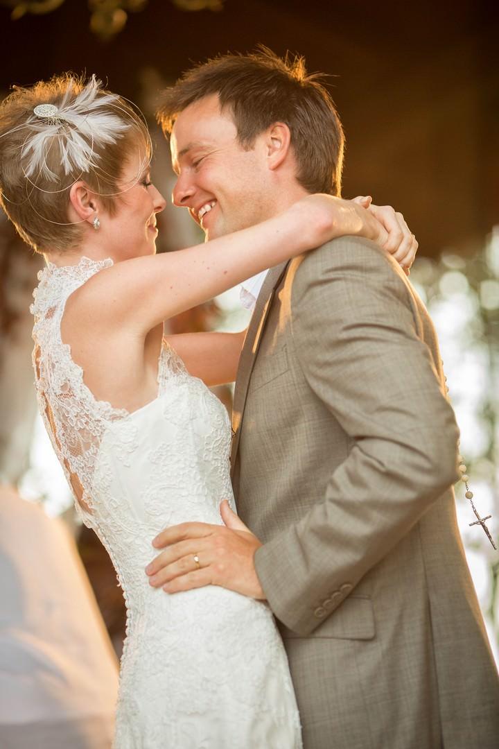 2 people 1 life wedding in Brazil