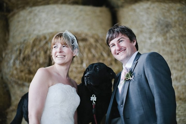 Lester wedding couple
