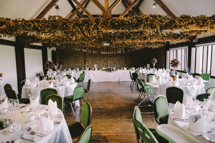 Autumn Wedding At Kent Life In Maidstone
