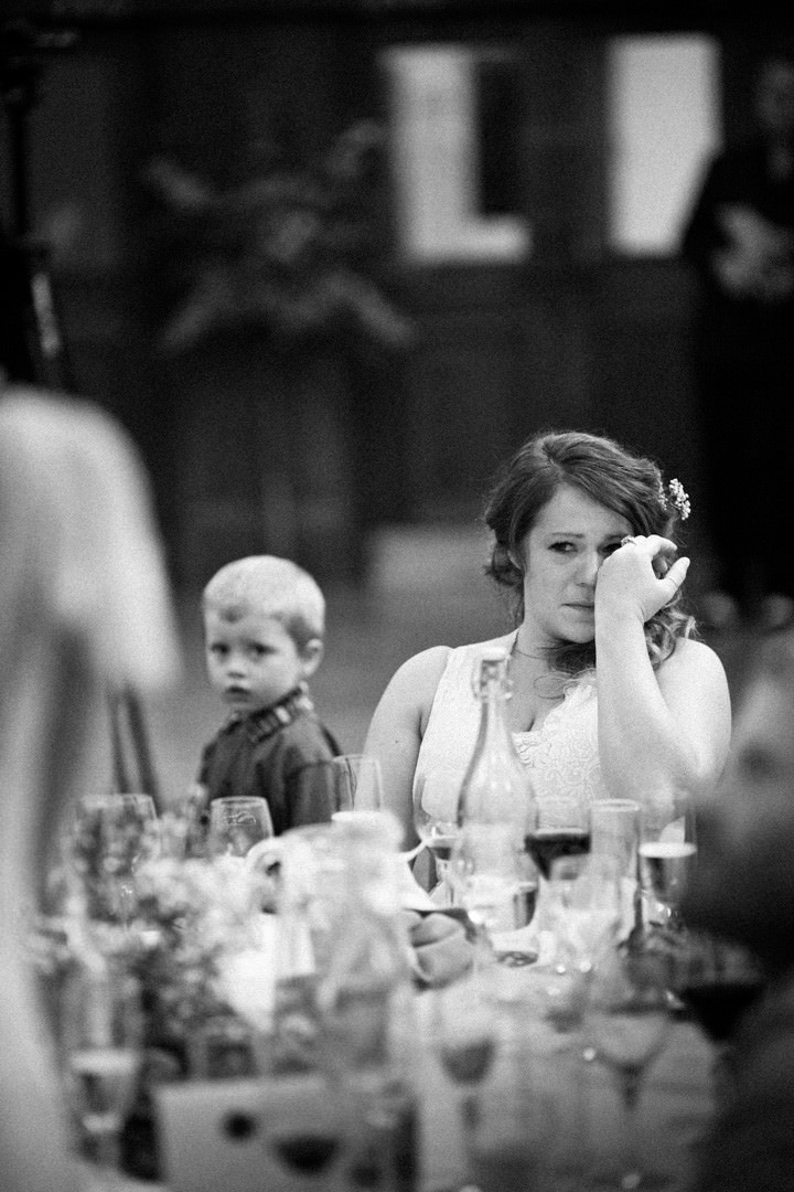 wedding speeches at  Westminster Central Hall in London