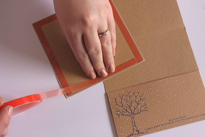 how to make wedding inviations