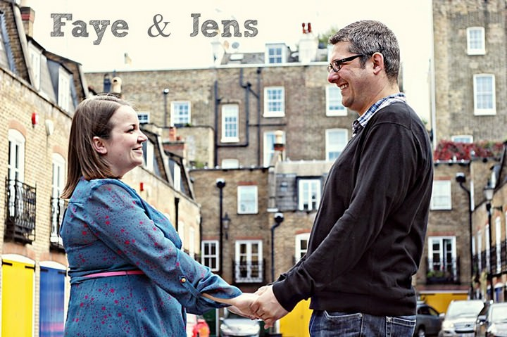 Faye and Jens E Shoot