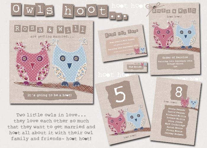 Sarah Wants - owls hoot