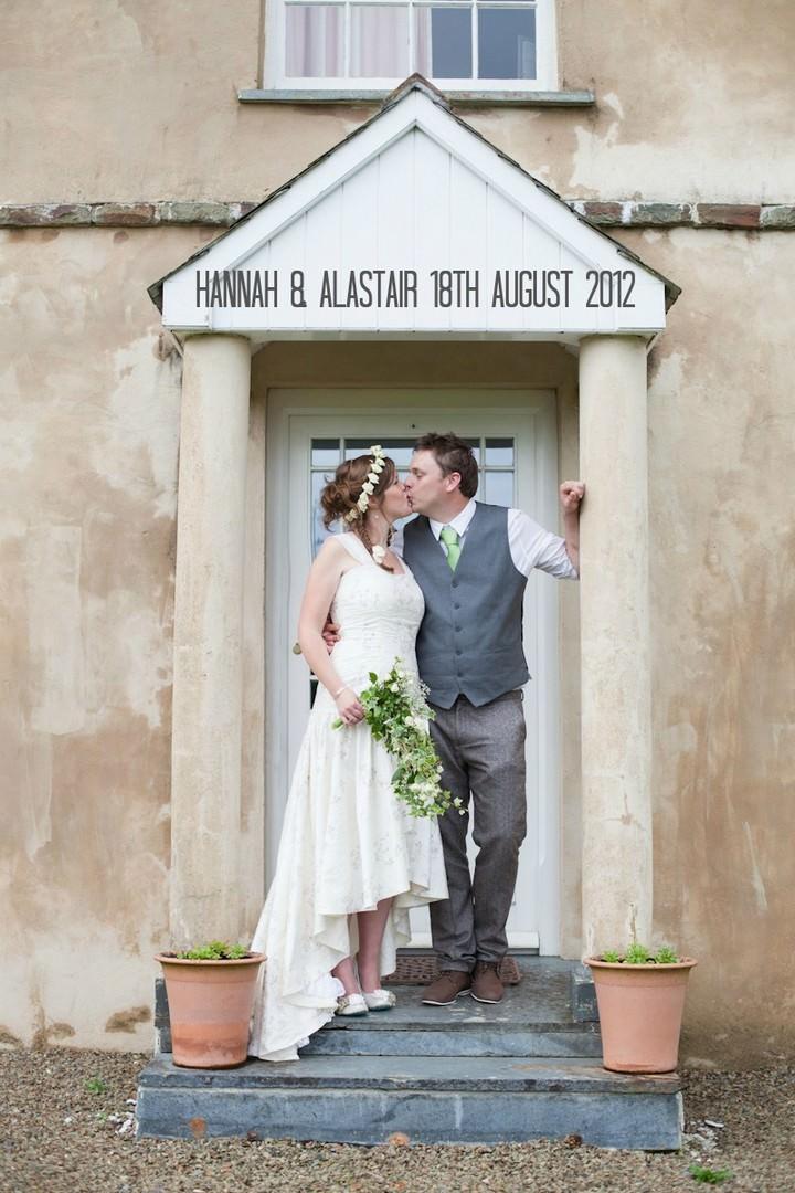 DIY Boho Style Country Wedding. By Helen Cawte