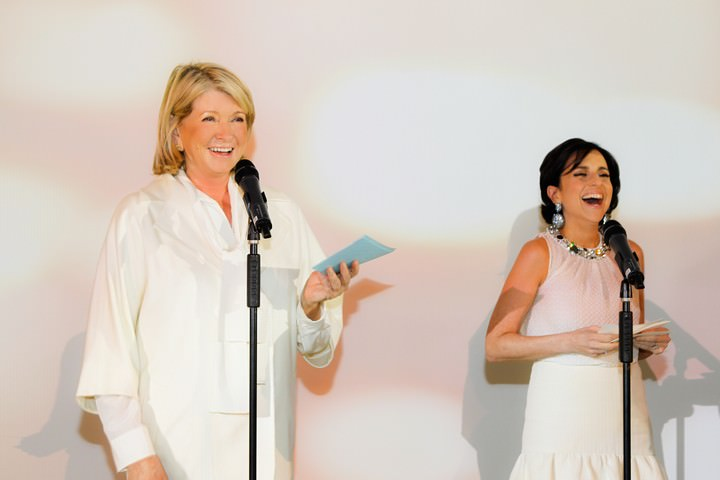 Wedding Number 26 in New York wedding with Martha Stewart