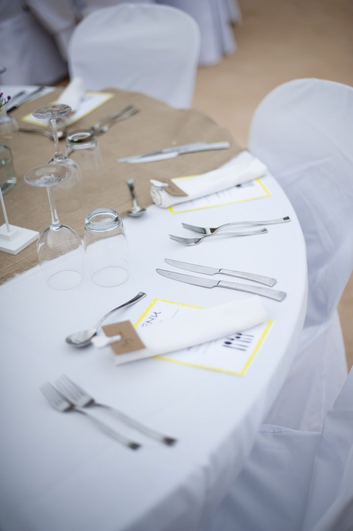 26 Sunshine Yellow Ibiza Wedding by Ana Lui