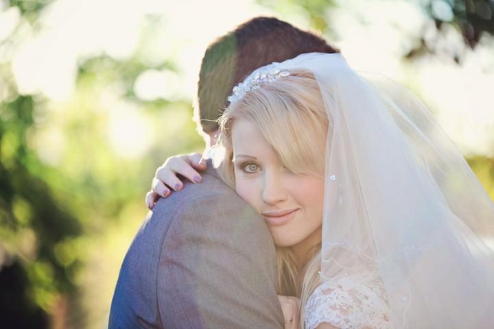 Chester wedding couple