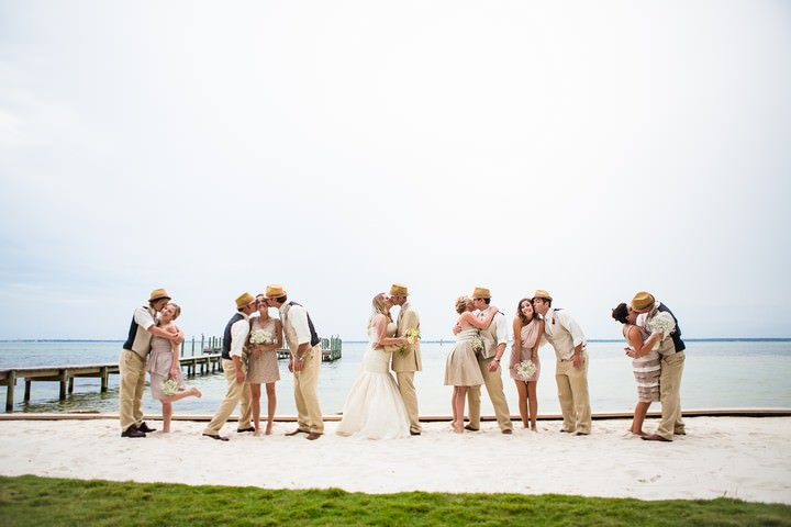 Florida Wedding by Amy Little Photography