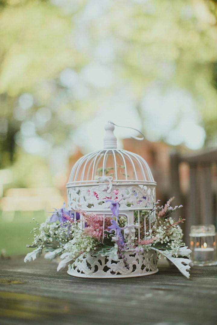 Quaint English Wedding Full of Cute DIY Details