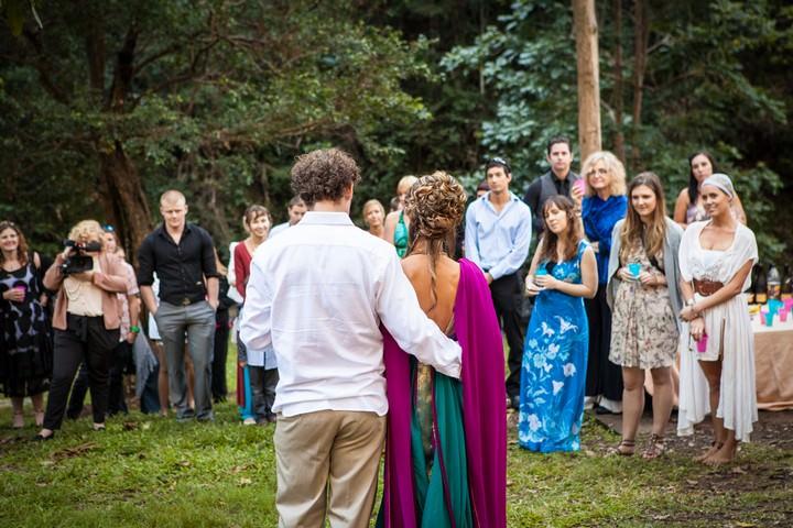 wedding speeches at a Brisbane wedding