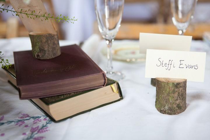 Homemade Book Themed Wedding Boho Weddings