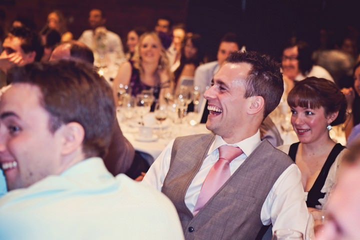 wedding speeches at a Chester wedding
