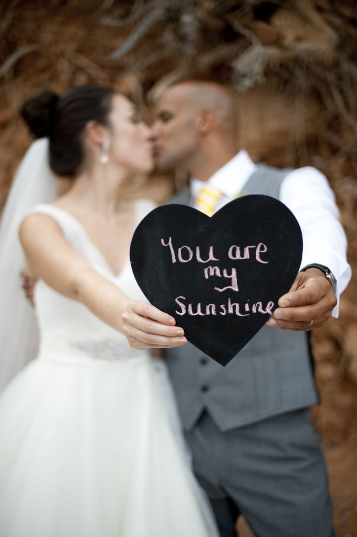 40 Sunshine Yellow Ibiza Wedding by Ana Lui