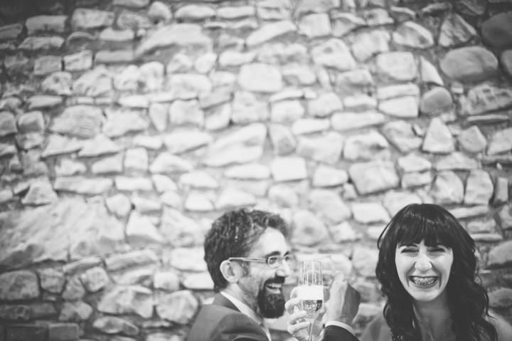 Italian bride and groom at Italian wedding