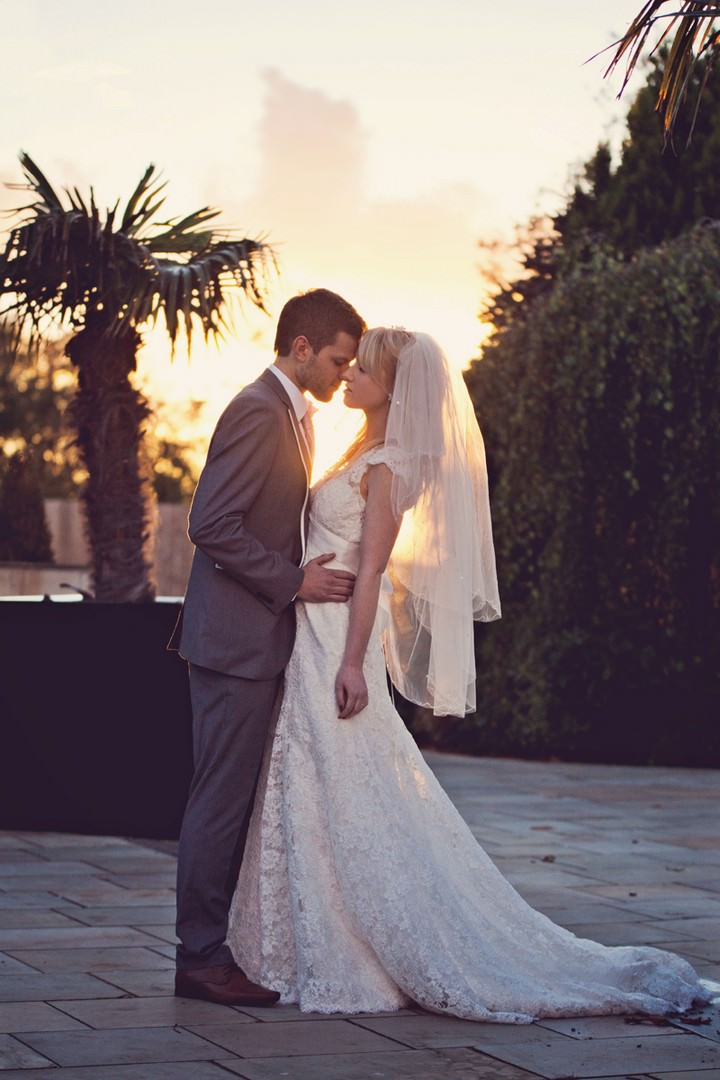 41 Pretty Pink Chester Wedding by Claire Penn