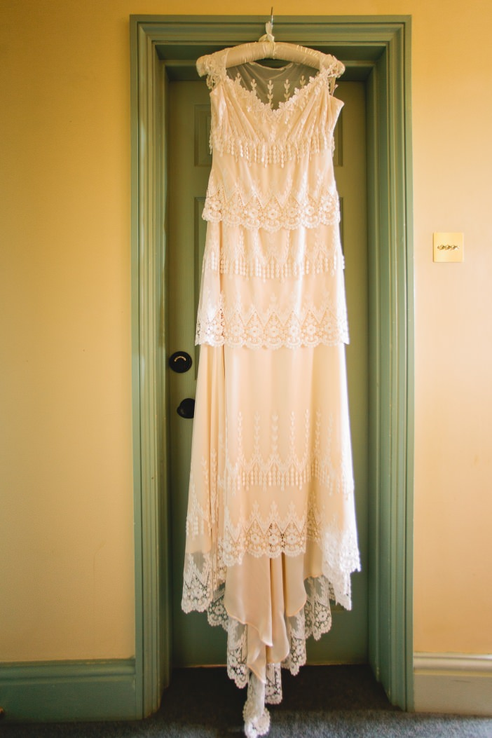 Claire Pettibone, Kristene dress