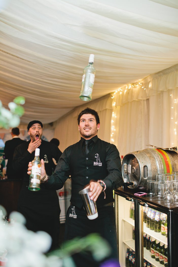 bespoke bar tender