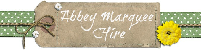 Abbey Marquee Hire