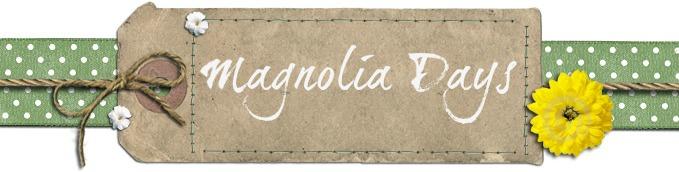 Magnolia Days Header