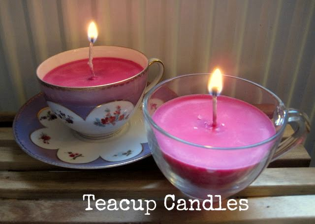 diy tutorial teacup candles boho weddings uk wedding blog