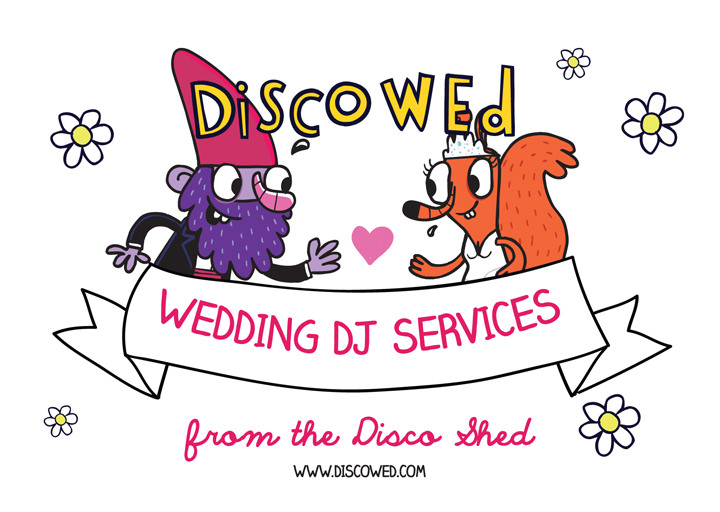disco wed logo
