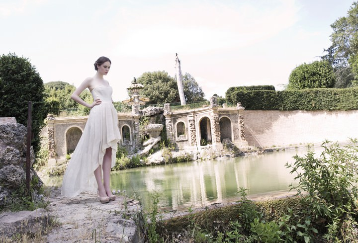 10 Leila Hafzi - Eco-Conscious Bridal and Red Carpet Gowns