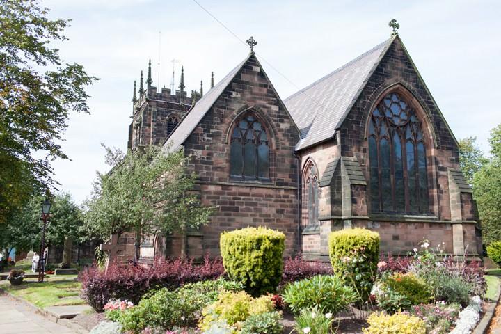 St.Edward's Church, Leek, Staffordshire