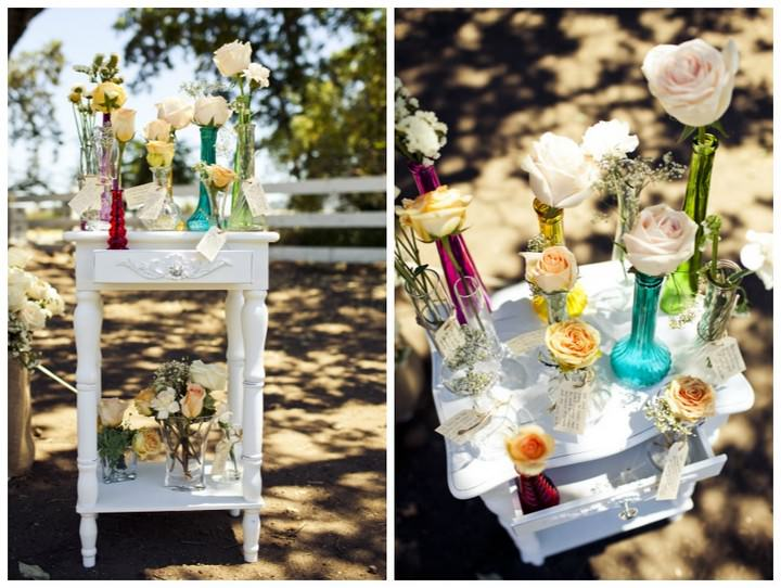 17 DIY Outdoor Wedding in Sunny California