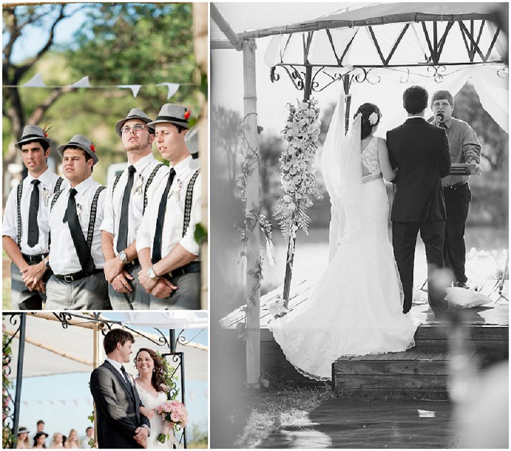 Vintage Inspired South African Wedding