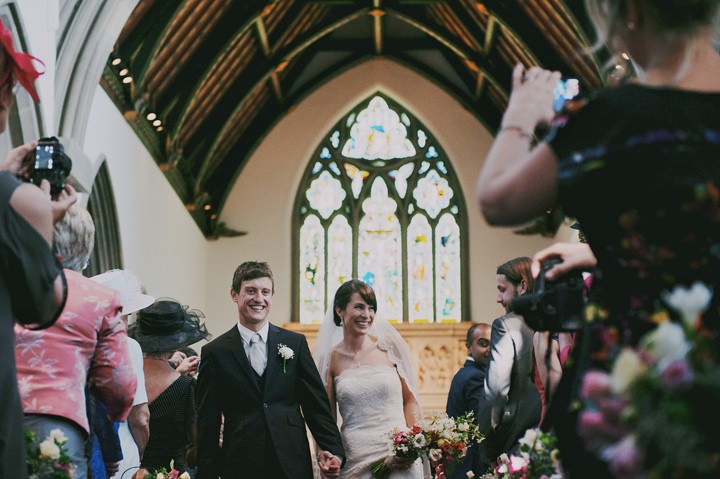 Wedding in Beaconsfiled in Buckinghamshire