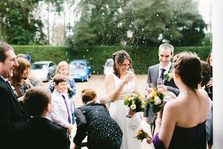 Mari & Paul, Kent Wedding  at Little Hermitage