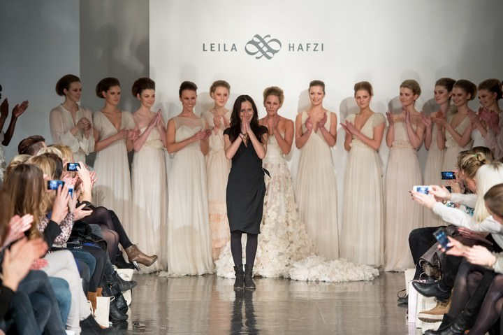 22 Leila Hafzi - Eco-Conscious Bridal and Red Carpet Gowns