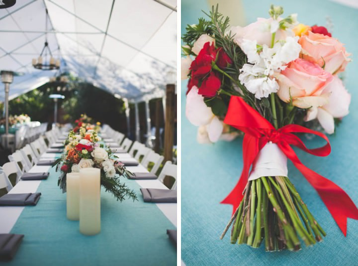 24 Backyard DIY Wedding