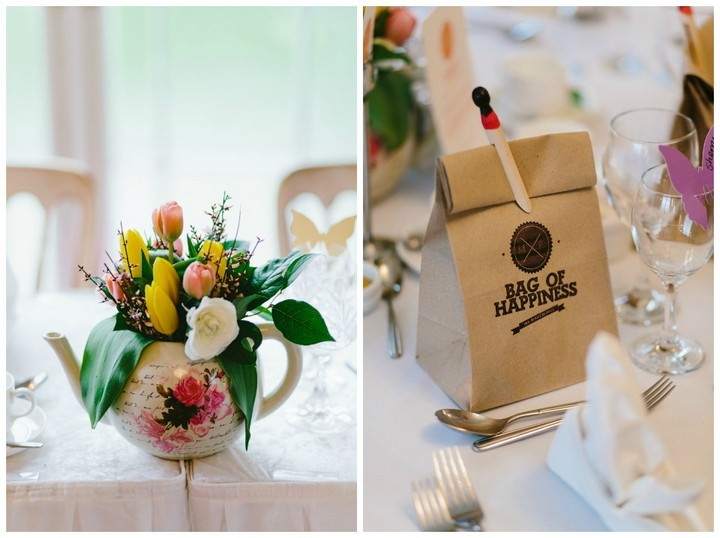 Fun Filled DIY Spring Wedding