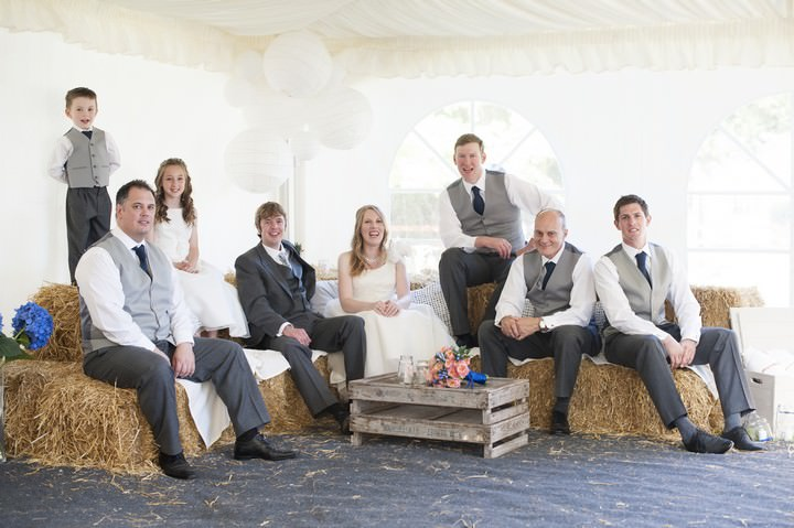 hampshire DIY wedding