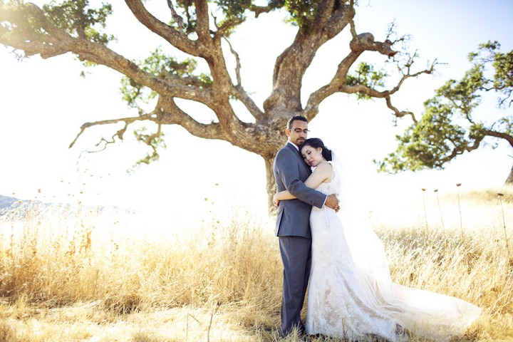 33 DIY Outdoor Wedding in Sunny California