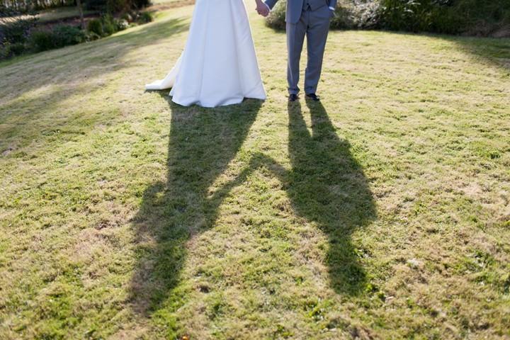 Buxton wedding couple